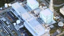 Japan Fukushima Dai-ichi nuclear power plant
