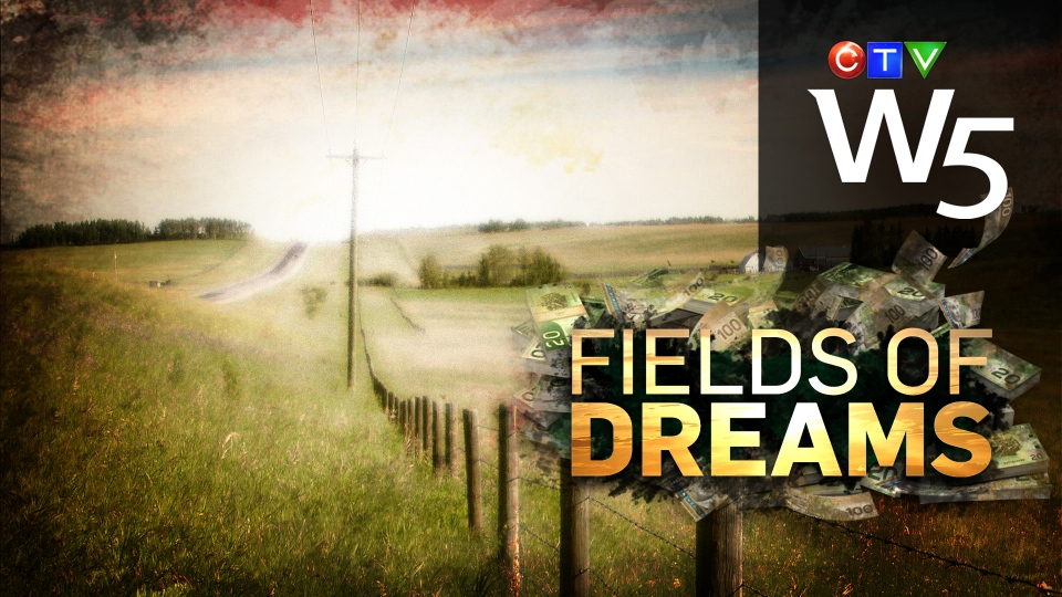 Thousands of investors bought into projects to develop raw Albertan farmland with residential communities, retail developments and even hotels and golf courses.