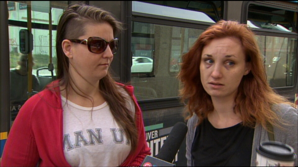 Lesbian couple attacked in East Vancouver