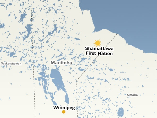 Image result for shamattawa manitoba