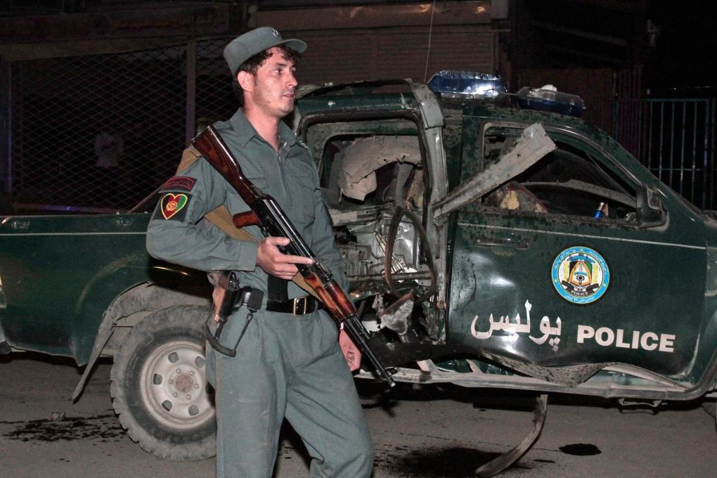 3 soldiers dead in Afghanistan