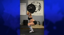 Pregnant woman sets off debate about CrossFit