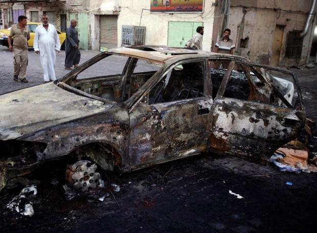 Bombing in Baghdad
