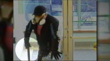 TD bank robbery