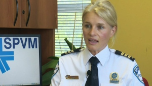 CTV Montreal: Cops to field complaints on-line