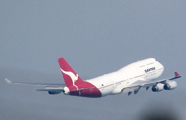 Quantas 747