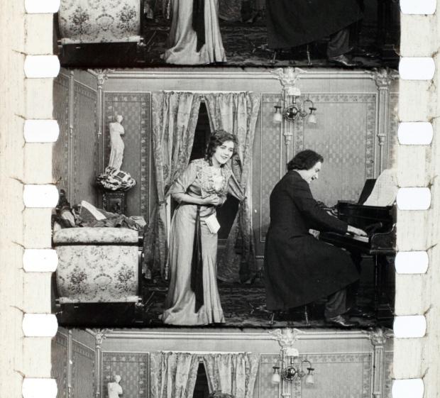 Actress Mary Pickford