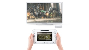 The Wii U is shown in this publicity image released by Nintendo. (AP Photo/Nintendo)