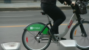 CTV Montreal: Bixi in the red
