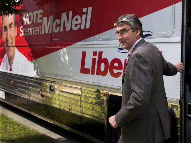 Stephen McNeil, Nova Scotia election