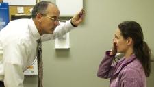 Long-lasting concussion symptoms