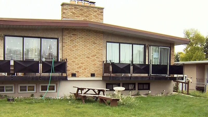 "A man who called himself a ""Freeman-on-the Land"" and declared an Alberta woman's rental property his ""embassy"" has been ordered to leave the house this weekend."