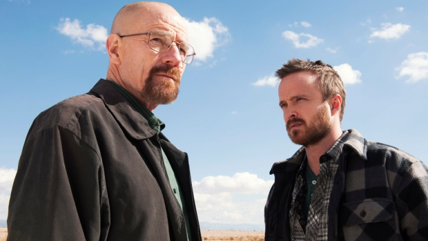 Breaking Bad finale Bryan Cranston Aaron Paul