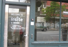 Supervised injection facility Insite in the Downtown Eastside, Vancouver, B.C., Wednesday June 4, 2008.