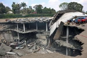 Kenya Westgate Mall aftermath