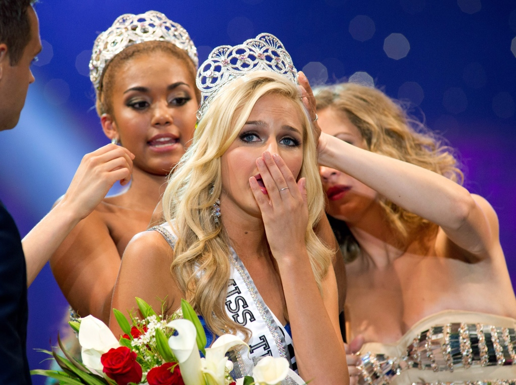 Miss Teen USA 2013 Cassidy Wolf extortion