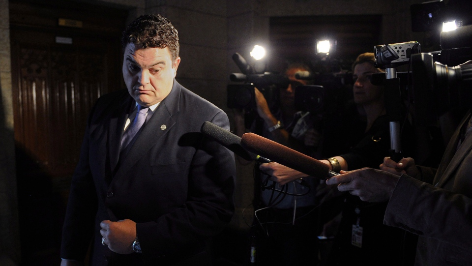 Del Mastro charged with Elections Act violations