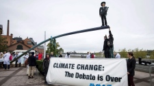 Global warming caused by humans: report