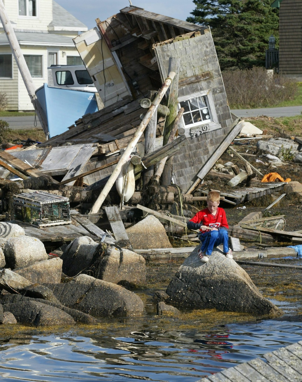 A Decade Later Hurricane Juan S Destructive Legacy