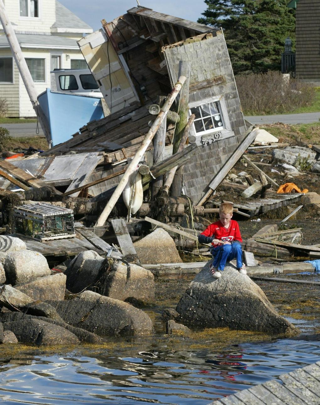 A Decade Later Hurricane Juan S Destructive Legacy Lingers In Halifax Ctv News