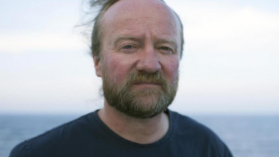Greenpeace activist Paul Ruzyck