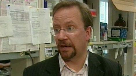 Philip Baker, dean of medicine at the University of Alberta, is shown in a file image.