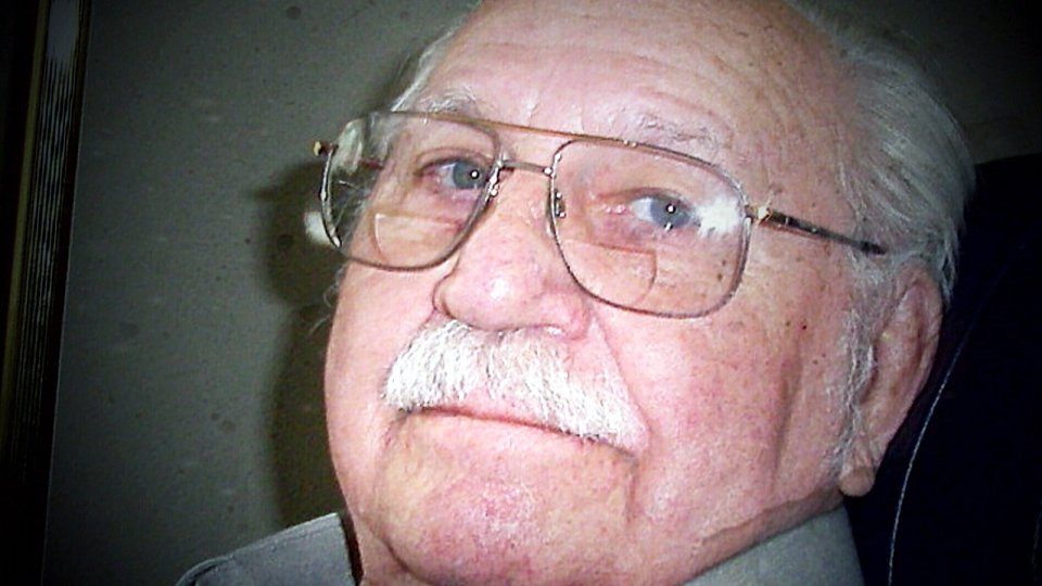 87-year-old Alzheimer's Patient Frank Alexander died after he was attacked by fellow resident Joe McLeod at Parkview Place Care Centre in Winnipeg on March 28, 2011.