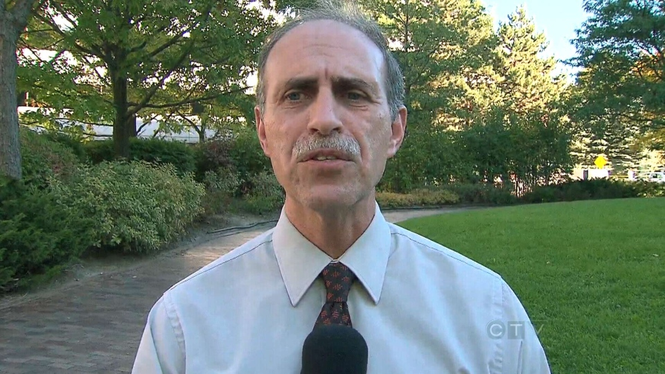 Corrado Maltese from the Toronto Catholic District School Board says it implemented its infection control protocol when they were notified of the case.