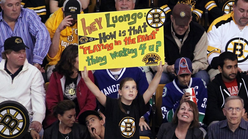 Bruins Cruise To 5 2 Win Force Game 7 Ctv News