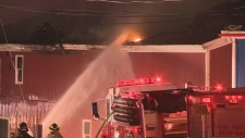 Lunenburg, N.S. fire at heritage site