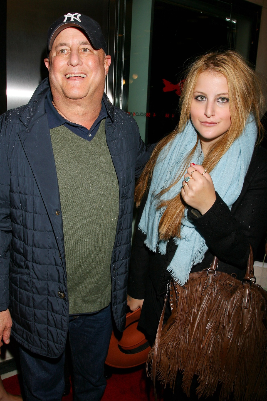 Daughter Of Billionnaire Ronald Perelman Samantha