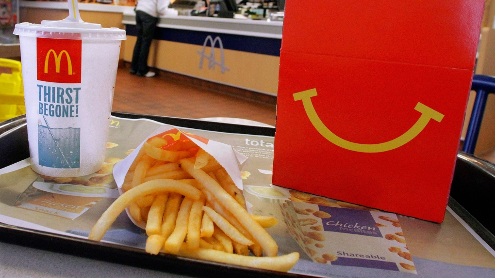 McDonalds soon offering fruits and veggies