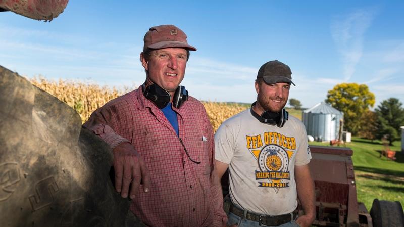 Farmers losing hearing