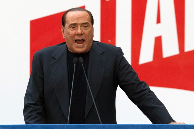 Berlusconi ministers resign