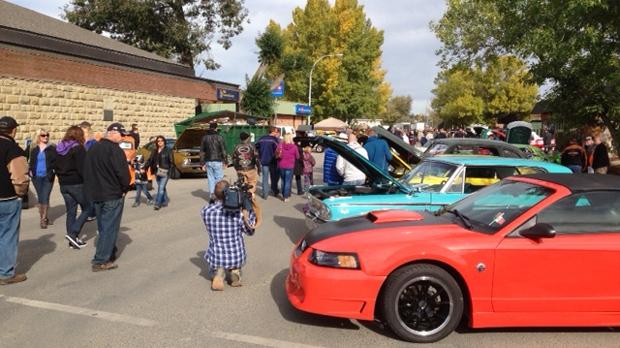 Annual Car Show Brings Flood Ravaged Community Together