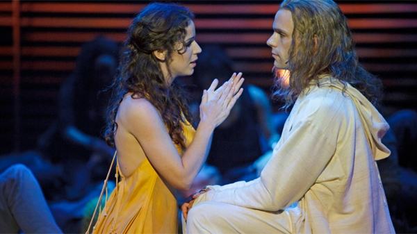 Scene from the Stratford Shakespeare Festival's 'Jesus Christ Superstar'