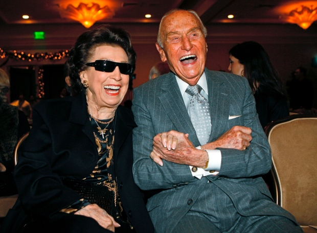 Nancy barbato sinatra died lyles who rose from mail boy to producer