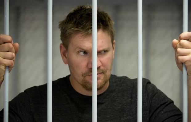 Russia calls Greenpeace activists a 'real threat'