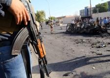 Kurdish security in Irbil, Iraq
