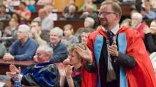 The University of Alberta's dean of medicine, Dr. Philip Baker, is seen in this undated photo. (University of Alberta)