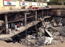 Kenya mall attack hurts tourism
