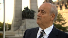 Veterans Affairs Minister Julian Fantino
