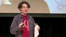 Jacob Barnett TEDx talk on YouTube