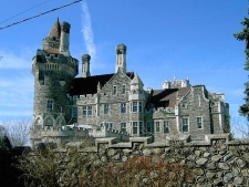 Toronto's iconic Casa Loma, which was the site of a robbery on Sunday, June 8, 2008.