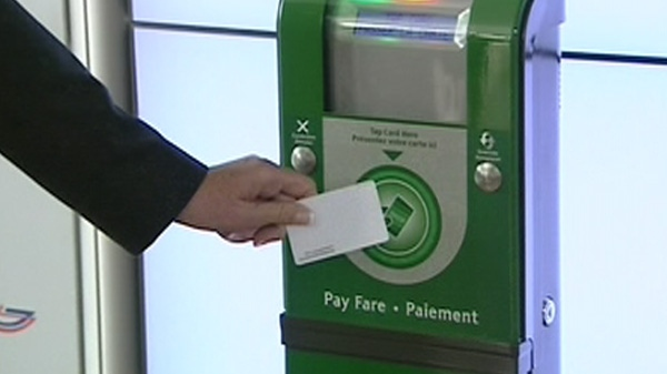 Presto Cards Available