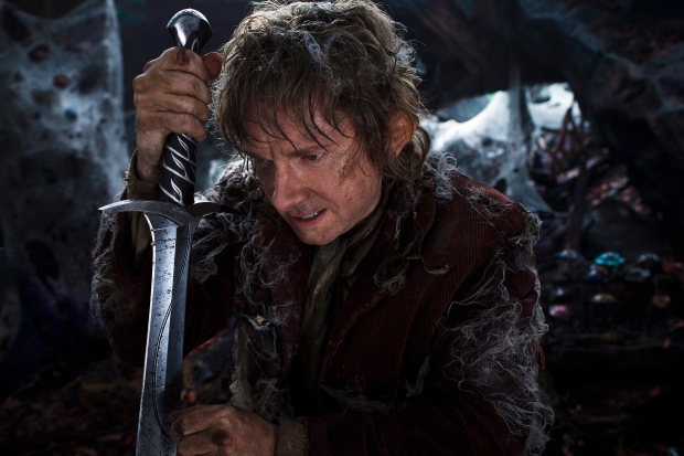 Hobbit Review Desolation Of Smaug Breathes Fire Into Trilogy