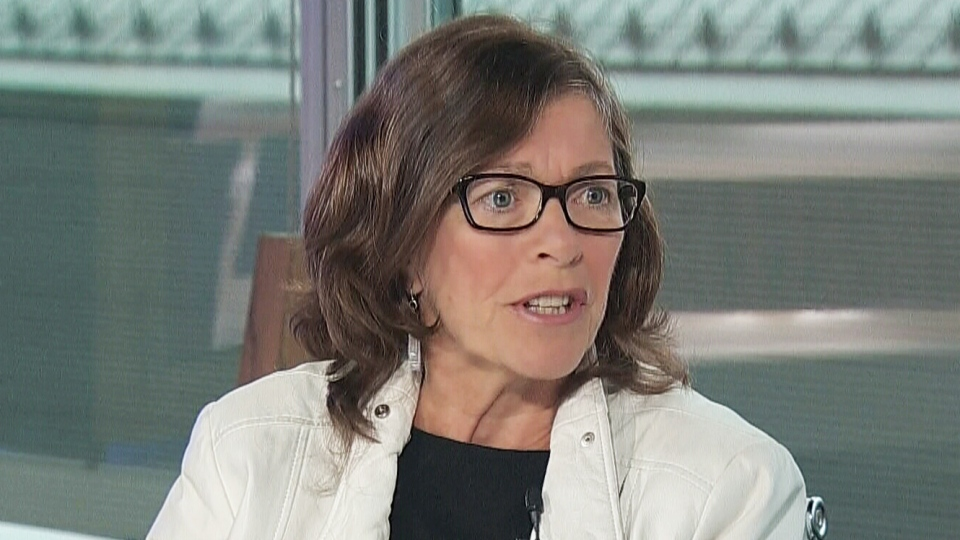 NDP MP Jean Crowder appears on CTV's Power Play on Friday, Oct. 4, 2013.