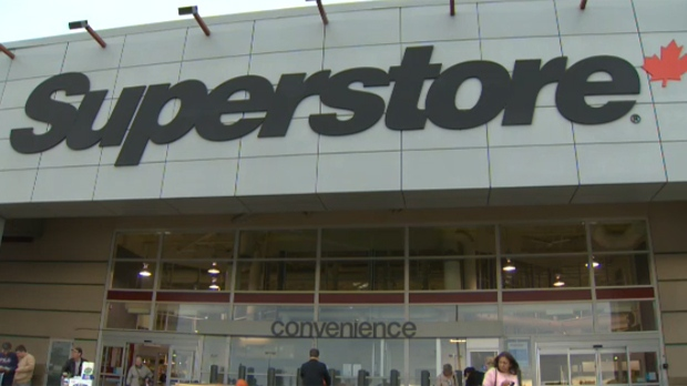 Six workers at the Real Canadian Superstore locations in Calgary have tested positive for COVID-19 since last week. (File)