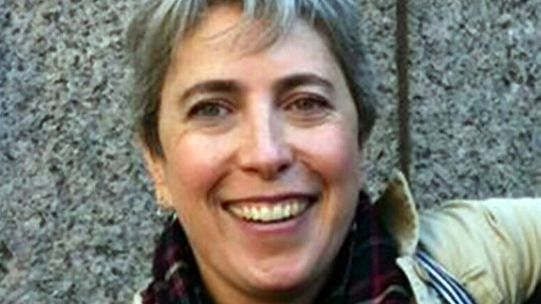Cecilia Greyson is the sister of John Greyson, one of the two Canadians released from a Cairo prison on Saturday, Oct. 5, 2013.