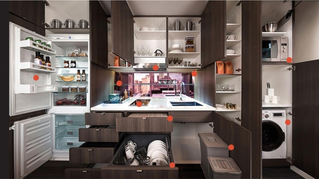 Artist's concept of Smart House Toronto project